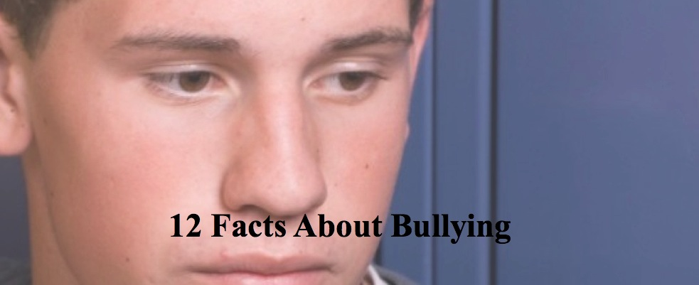 12 Facts About Bullying